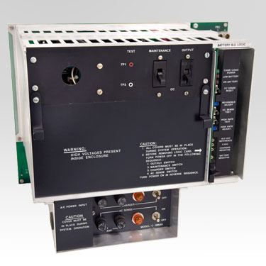 Battery Backup for TDC 2000