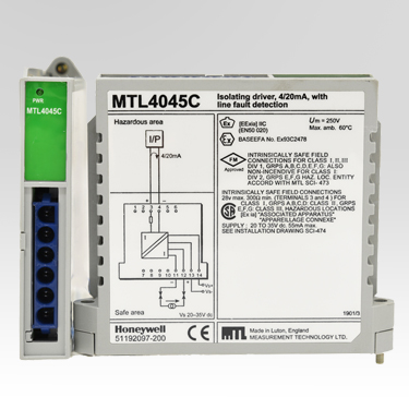 51192097-200 Isolating Driver 4/20mA] from Western Process ... on