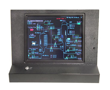 Fp 3000ts Flat Panel Display For Honeywell Classic